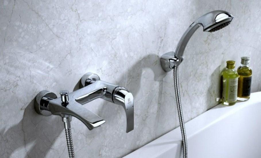 Выбираем надежный смеситель для ванной комнаты — Voltar