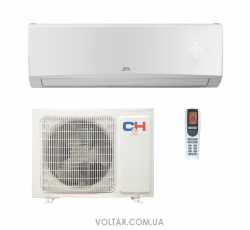 Cooper&Hunter Alpha Inverter CH-S12FTXE настенная сплит-система