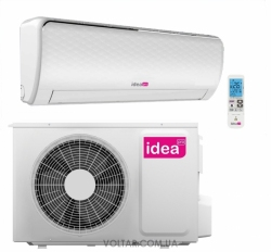 Idea Diamond PRO Inverter ISR-12HR-PA6-DN1 ION настенная сплит-система
