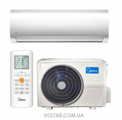 MIDEA Fairy Inverter MS12FU-09HRDN1-Q ION настенная сплит-система