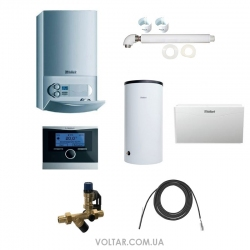 Пакетное предложение ecoTEC plus VU INT 306/5-5+uniSTOR VIH R200+multiMATIC VRC700/2+VR70