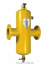 Spirotech SpiroCombi Air & Dirt DN065 (фланец) сепаратор воздуха и шлама