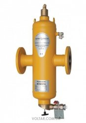 Spirotech SpiroCombi Air Dirt DN100 (фланец) сепаратор воздуха и шлама с магнитом