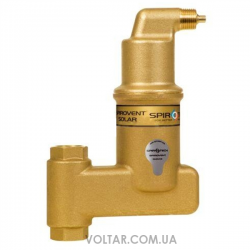 Spirotech SpiroVent Air SOLAR 3/4