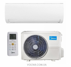 MIDEA Fairy MS12F-12HRN1 ION, R410 настенная сплит-система