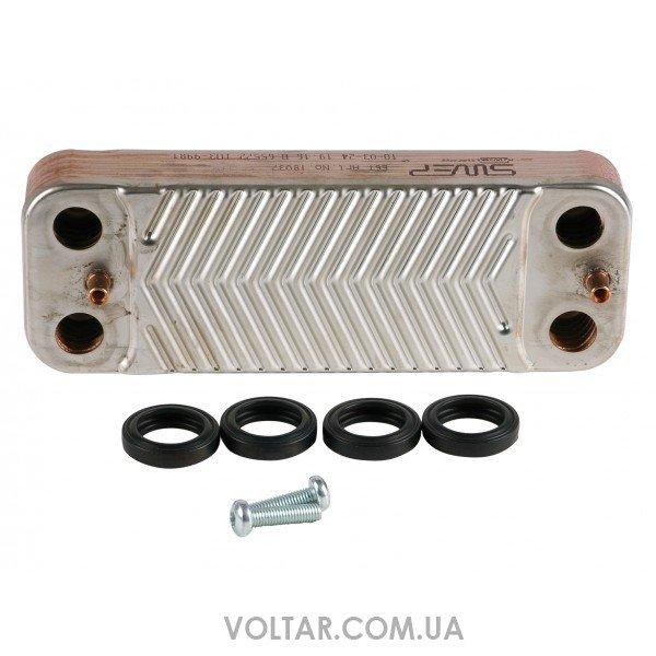 Как заменить теплообменник дюваль Кожухотрубный теплообменник Alfa Laval VLR4x33/114-6,0 Киров